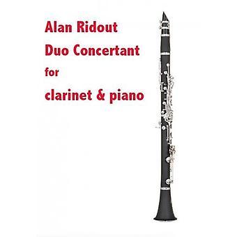 Ridout: Duo Concertant Clarinet