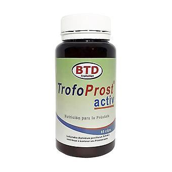 Trofo prost activ 60 vegetable capsules