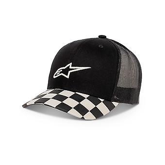 Alpinestars Check Cap in Black