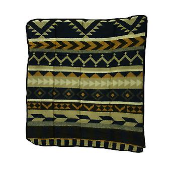Plush Fleece Cheyenne Throw Blanket 50 X 60 in.