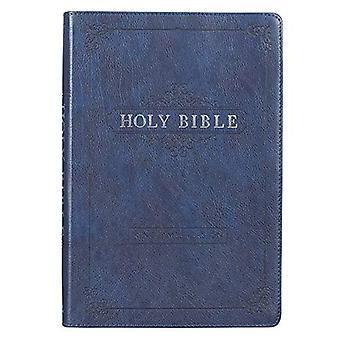 KJV Bible Thinline Navy