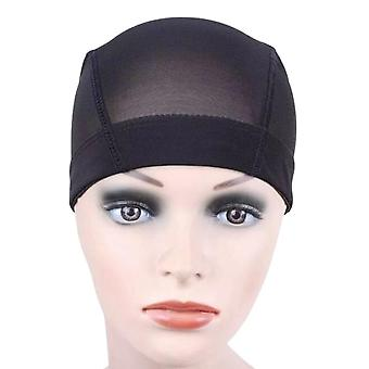 Elasticated Mesh Hair Wig Cap Net For Wig Styling Hairpiece Warmer