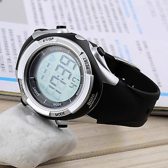 Multifunctional Fitness Heart Rate Monitor Watch Heart Rate Chest Strap