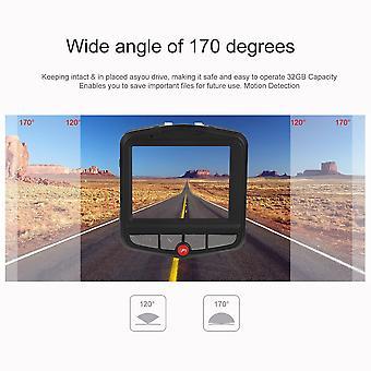 Lcd Carro Dvr Gravador Veículo Viajando Gravador de Dados Completo 1080p Hd G-sensor