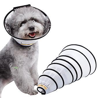 Koiran tarvikkeet Lemmikkituotteet Muovi kissa koiran kaulus Elizabeth Circle