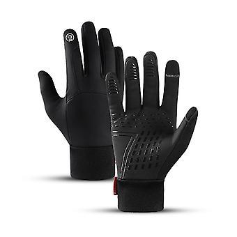 Warme wintersport handschoenen warme winddichte handschoenen M Sport touch screen fiets rijden ski handschoenen