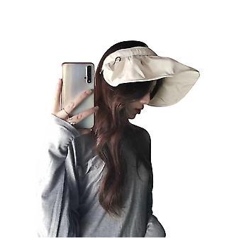 Women's Fashion Summer Sun Hat Anti-uv Sun Hats Headbands