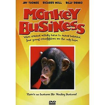 Monkey Business [DVD] USA import