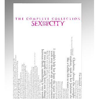 Sex & the City - Sex & the City: Complete Series [DVD] USA import
