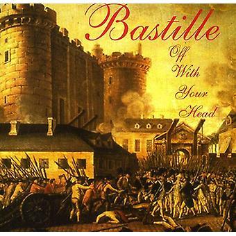 Bastille - Off com importação EUA Your Head [CD]