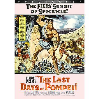 Last Days of Pompeii ('59) [DVD] USA import