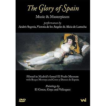 Glory of Spain [DVD] USA import