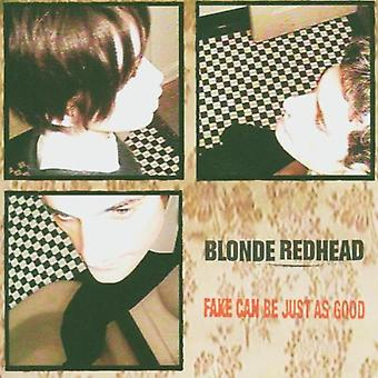 Blonde Redhead - Fake Can Be Just as Good [CD] USA import