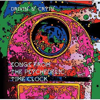 Drivin' N Cryin - Songs From the Psychedelic Time Clock [CD] USA import