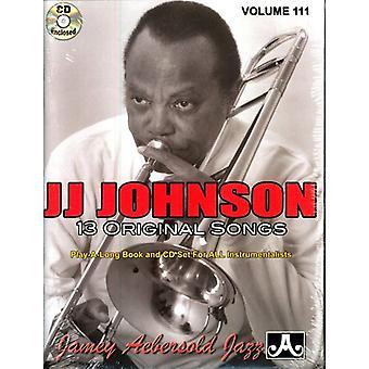 Jamey Aebersold - importação EUA J.J. Johnson-13 canções originais [CD]