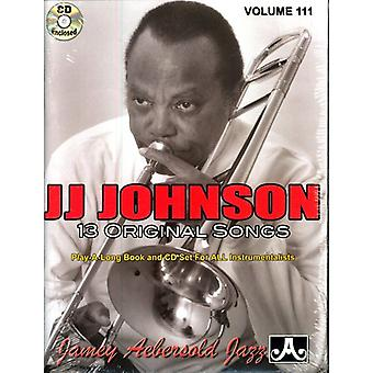 Jamey Aebersold - J.J. Johnson-13 Original Songs [CD] USA import