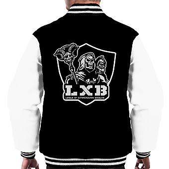 League of Extraordinary Badguys Masters Of The Universe Men's Varsity Jacket
