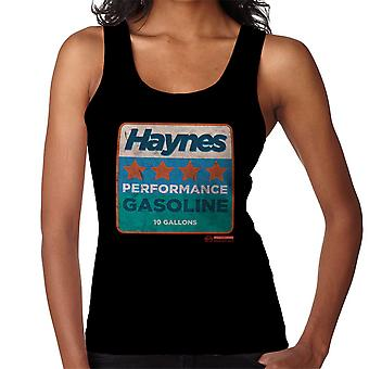 Haynes Performance Gasoline Women's Vest