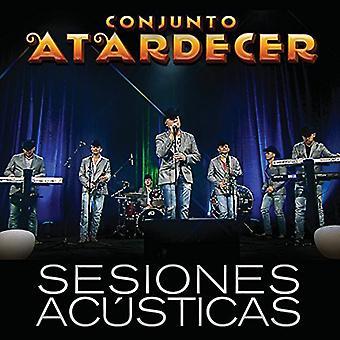 Conjunto Atardecer - Sesiones Acusticas [CD] USA import