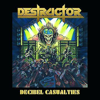 Destructor - Decibel Casualties [CD] USA import