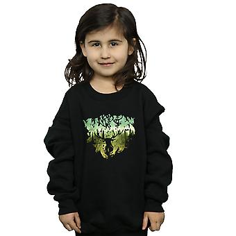 Harry Potter Girls Magical Forest Sweatshirt