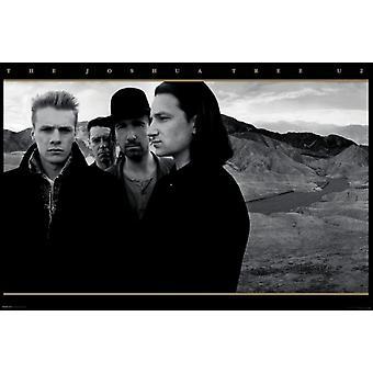 U2 - Joshua Tree juliste Juliste Tulosta
