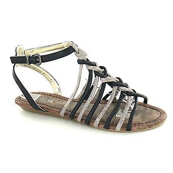 Savannah kvinners/damer sammenvevd Gladiator sandaler