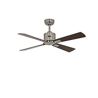 """Ventilador de techo DC eco neo II 103cm/41 """"BN nogal/cereza"""