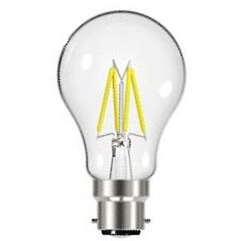 1 x Energizer 7.2W = 60W filamento LED GLS bombilla lámpara Vintage BC B22 bayoneta tapa [clase energética A +]