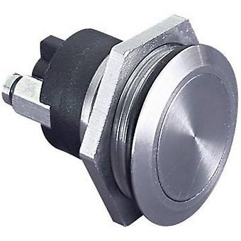 Pulsante MP0037 antimanomissione Bulgin Buccaneer 50 V 1 1 x Off/(On) IP68 (pannello frontale sigillato) momentaneo 1/PC
