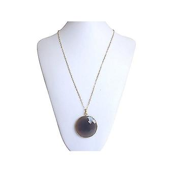 Moonstone necklace Moon stone Moonstone necklace gold plated gemstone necklace