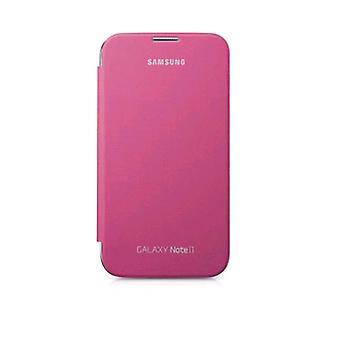 OEM Samsung Note 2 läppä kansi-vaaleanpunainen (EFC-1J9FPEGSTA)