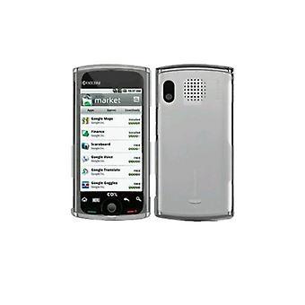 Rajoittamaton Cellular Snap-on tapa uksessa Sprint Kyocera Zio M6000, Sanyo Zio SCP-8600-kirkas