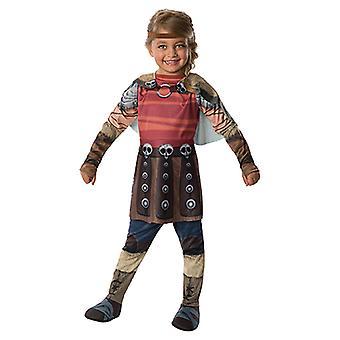 Astrid Monster høj kostume for børn oprindelige