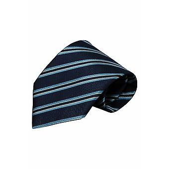 Gravata azul Zibello 01