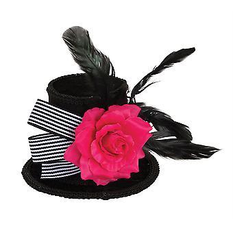 Bnov Harlekin Mini Top Hat