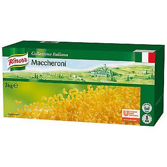 Pasta de macarrones de Knorr
