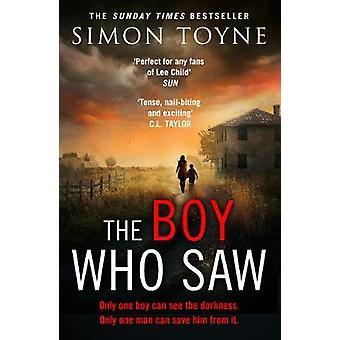 الصبي الذي رأى سيمون توين -- 9780007551651 كتاب