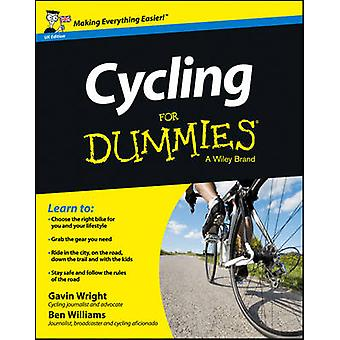 Polkupyöräily For Dummies (UK ed) Gavin Wright - Ben Williams - 97811183