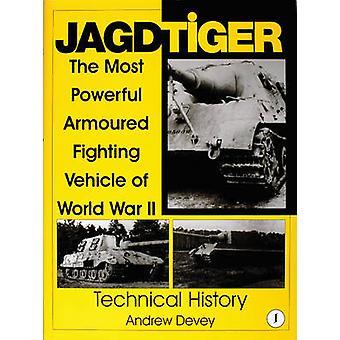 Jagdtiger - il più potente veicolo di combattimento corazzato della prima guerra mondiale