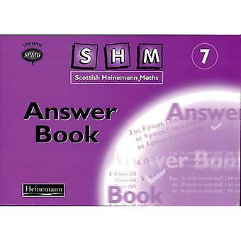 Écossais Heinemann Maths: An 7 - Answer Book (SHM)