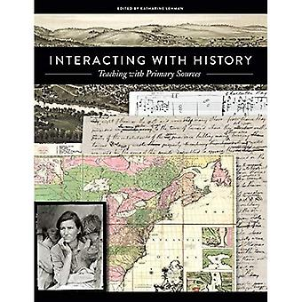 Interacting with History: Teaching with Primary Sources
