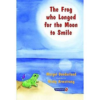The Frog Who Longed for the Moon to Smile: A Story for Children Who Yearn for Someone They Love (Helping Children)