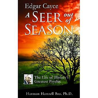 Edgar Cayce: Un adivino fuera de temporada: la vida psíquica más grande de la historia