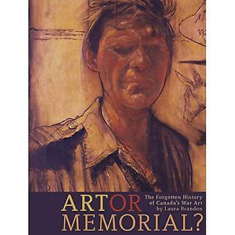 Konst och Memorial? Kanadas krigakonsten bortglömda historia