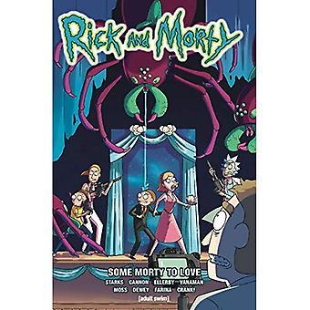 Rick und Morty Vol 6 - einige Morty, Liebe