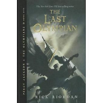 Last Olympian (Percy Jackson & the Olympians)