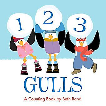 123 Gulls: A Counting Book