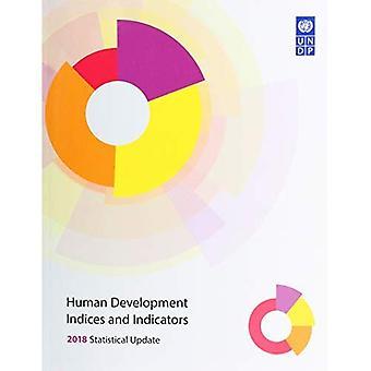 Indicateurs et Indices de développement humain: mise à jour statistique de 2018