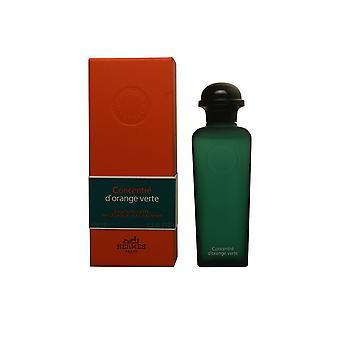 Hermès Concentre D'Orange Verte Eau De Toilette 200 Ml Unisex